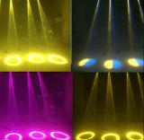 luz principal móvil del acontecimiento del efecto del Gobo del lumen 35W