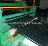 Industriële Staalplaat die en de Machine van de Lijn scheuren opnieuw opwinden