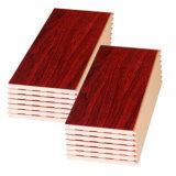 PVC 나무 Single-Screw 밀어남 선