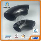 Stumpfschweiß Fitting Carbon Steel Fitting 90d Elbow ASME B16.9 (KT0063)