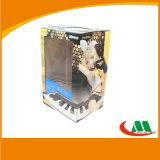 Caixas de embalagem com janelas de PVC