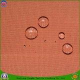 Tissu de rideau tissé par arrêt total imperméable à l'eau à la maison en franc T/C de textile