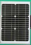 Более конкурсная панель солнечных батарей 18V 15W Mono