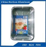 Haushalts-Gebrauch-Aluminiumfolie-Tellersegment der Legierungs-8011-O 0.07mm