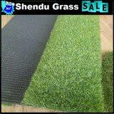35mmの普及した高さの庭のための人工的な芝生の泥炭