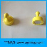 Forti magneti di Pin di spinta del neodimio del disco di alta qualità per l'ufficio
