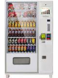 """Grande distributore automatico combinato della bevanda & dello spuntino con """" Annuncio-Schermo dell'affissione a cristalli liquidi 12 (KM006-M12)"""