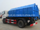 Dongfeng 10ton 12ton 패물 수집가 쓰레기 트럭