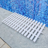 Grating material do excesso da piscina do ABS durável