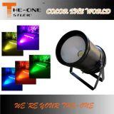 200W cubierta de DJ COB LED PAR Luz