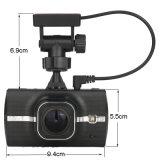 HD pieni si raddoppiano obiettivo di macchina fotografica con il magnetoscopio