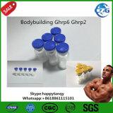 Peptides Ghrp6 Ghrp2 de culturisme du constructeur Ghrp-6 de Ghrp GMP