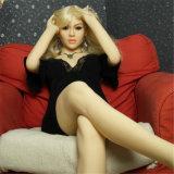 muñeca larga del amor de las piernas del silicón del 165cm de la muñeca de tamaño natural del sexo para los hombres