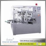 Maquinaria detergente del embalaje del polvo automático