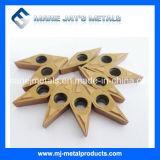 Garnitures intérieures de carbure cimenté de garnitures intérieures de carbure de tungstène pour la fabrication en métal