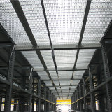 Cremagliera del pavimento di mezzanine con la grata d'acciaio