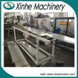 50-160 mmのSingle-Screw押出機の給水のPEの管の生産ラインHDPEは放出ラインを配管する