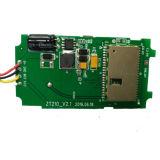 Banda cuádruple de rastreo de vehículos Micro GPS del perseguidor de la tarjeta SIM