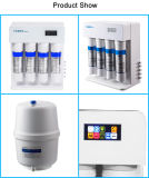 6stagesフィルターRO Cj1114の機能によって結合される水清浄器フィルター