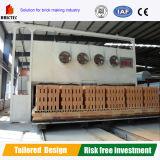 Machine à emballer de brique pour l'usine de brique d'argile