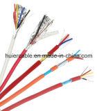 Câble protégé non protégé de signal d'incendie de qualité