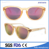 Neues Entwerfer-Förderung-Form-Rosa-transparente Sonnenbrillen