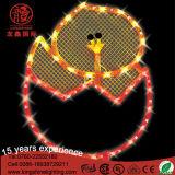 Праздник мотива СИД 2D украшая света для пасха