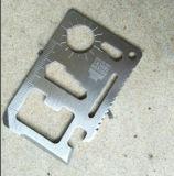 Het Multifunctionele Hulpmiddel van het roestvrij staal met het Geval van de Dekking van het Schuim