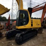 Vente 20ton_30ton 167.6kw_Original_Engine Electric_Drive Japon KOMATSU PC200-6 Hydraulic_Transmission Grab_Shovel Mining_Excavator