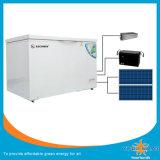 2 룸 큰 Cubage 308L 저축 에너지 AC 냉장고