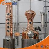 De Distillerende Apparatuur van het Koper van de Wijn van het Huis van de Jenever van de Maneschijn van de Rum van de Wisky van de wodka