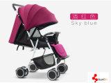 Justierbarer Griff-Baby-Spaziergänger/klassischer Baby-SpaziergängerPram