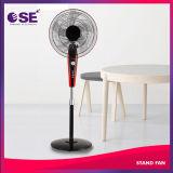 Enfriador de aire Ventilador de soporte eléctrico de pedestal de 16 pulgadas