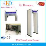 Caminhada da porta da segurança através do detetor de metais Jkdm-500A