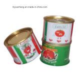 Pasta de tomate enlatada para cozinhar