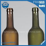 bouteille en verre à haute teneur sans plomb de vin de blanc du vin 750ml rouge