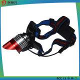 크리 사람 LED Portable 야영 옥외 가벼운 재충전용 급상승 Headlamp