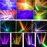 6heads X 12W Licht van de LEIDENE het Bewegende HoofdStaaf van de Straal