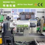 Máquina plástica da peletização do desperdício do único estágio da película do LDPE dos PP do PE