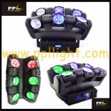 6heads X 12W LEDの移動ヘッドビーム棒ライト