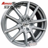 15, 17 Inches Optional Alloy Wheel with PCD 4,5X100-114.3/5X114.3
