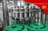 Automatischer rotierender Orangensaft trinkt Warmeinfüllen-Flaschenabfüllmaschine-Preis