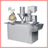 GMP Semi Automatic Capsule Filling Machine für Sale