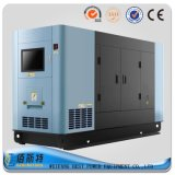 120kw 중국 디젤 엔진을%s 가진 물에 의하여 냉각되는 발전기 세트