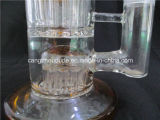 De gekleurde Pijp van het Glas van de Percolator met Sterke Verpakking