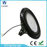 Illuminazione industriale 200W dell'alto indicatore luminoso LED della baia del UFO LED di alto potere