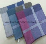 3つのカラーはプリント綿のハンカチーフを明白に設計した