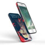 Cubierta móvil de encargo del teléfono celular para iPhone7