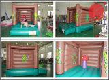 2017子供(T1321)のための膨脹可能な跳躍の城の跳ね上がり