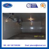 小さい冷蔵室およびフリーザー2~8c
